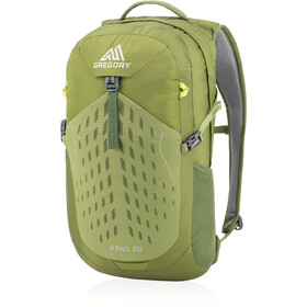 Gregory Nano 20 Mochila, mantis green